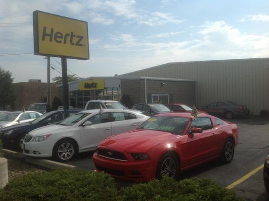 Hertz Wholesale Car Sales