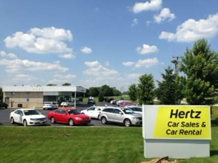 Hertz Car Rental Crystal Lake Il