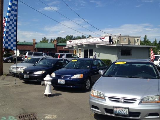 Full Service Car Wash Everett Wa