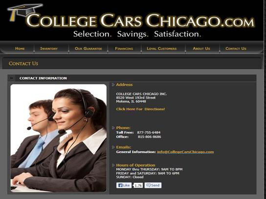College Cars Chicago 2