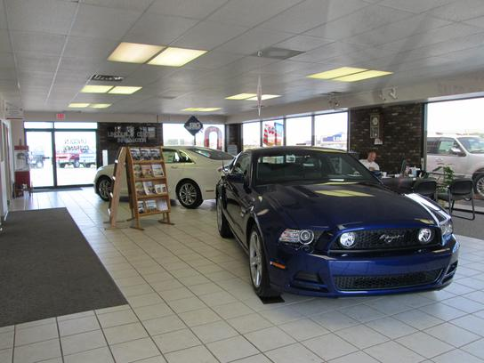 Ford dealers in fremont new and used ford cars and for Huston motors used cars