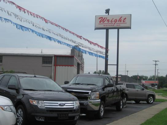 Wright Motors Inc Car Dealership In Clyde Oh 43410 1111