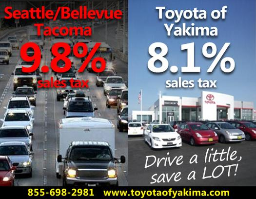 Toyota of Yakima