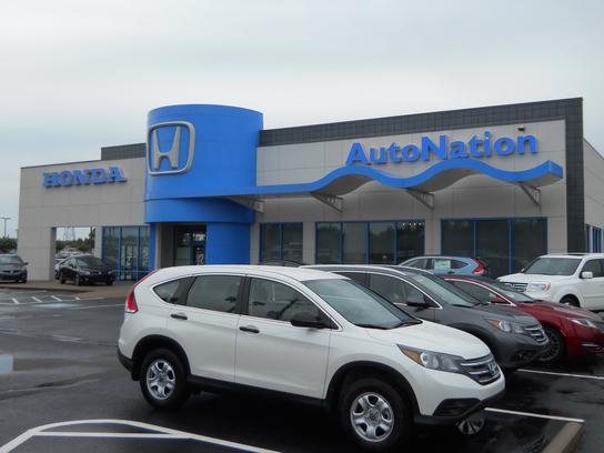AutoNation Honda Covington Pike car dealership in MEMPHIS ...