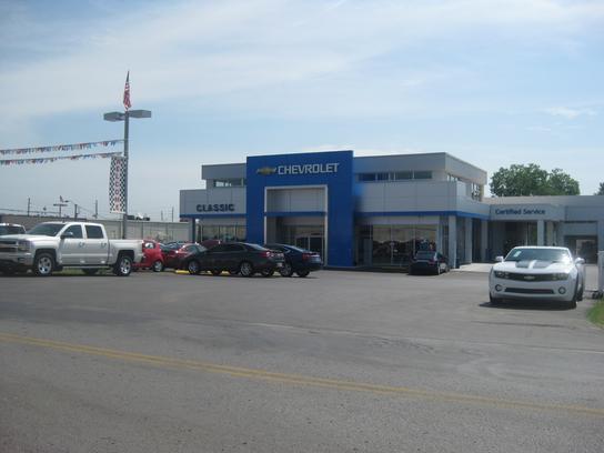Classic Chevrolet 2
