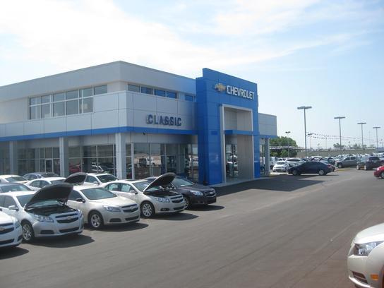 Classic Chevrolet 3