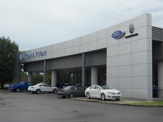 AutoNation Ford Wolfchase : Memphis, TN 38133 Car ...