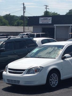 Car Lots In Somerset Ky >> Don Franklin Used Autos : SOMERSET, KY 42501 Car Dealership, and Auto Financing - Autotrader