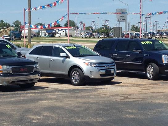 Used Car Dealers El Reno Ok