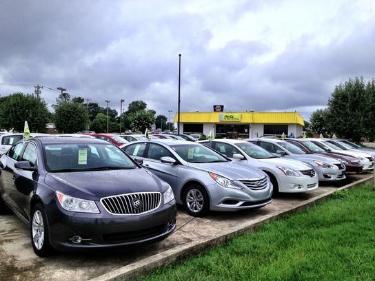 Hertz Rental Cars Rock Hill Sc