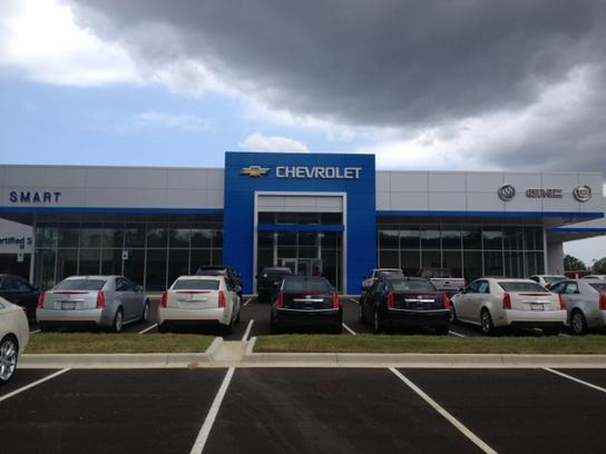 Smart Chevrolet Cadillac Buick Gmc Hyundai White Hall Ar