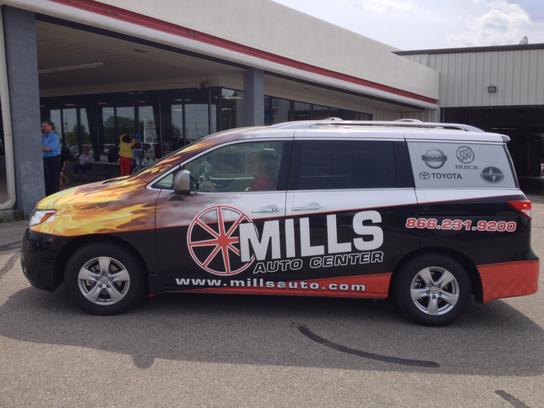 Mills Automotive Center 3