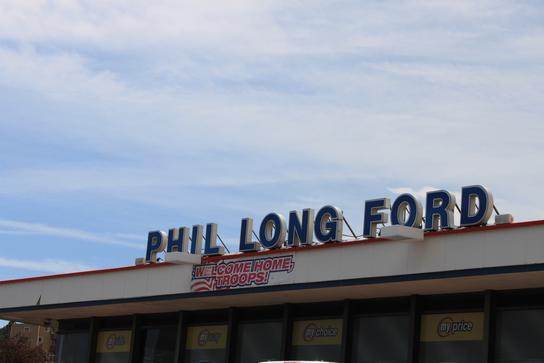 Phil long ford of motor city colorado springs co 80905 for Phil long motor city