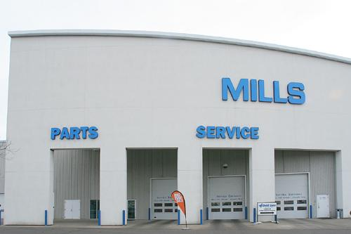 mills ford lincoln baxter mn 56425 car dealership and
