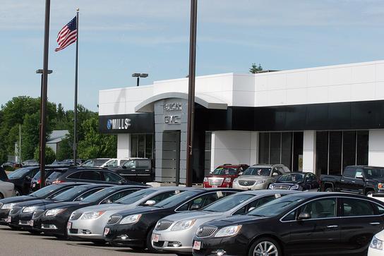 mills gm baxter mn 56425 car dealership and auto financing autotrader. Black Bedroom Furniture Sets. Home Design Ideas