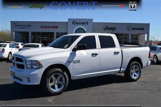 Covert Chrysler Dodge Jeep Ram 1