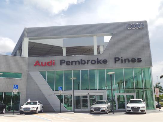 Audi Pembroke Pines Car Dealership In Pembroke Pines Fl