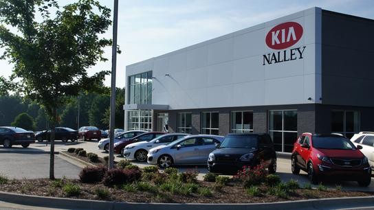 Nalley Kia car dealership in Lithonia, GA 30038 - Kelley ...