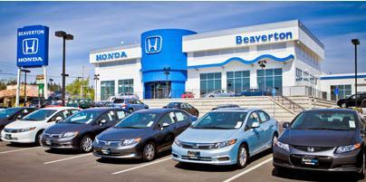 Beaverton Honda Or 97005 2112 Car Dealership And