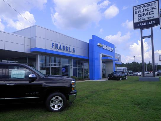 Franklin Chevrolet Cadillac Buick GMC : Statesboro, GA ...