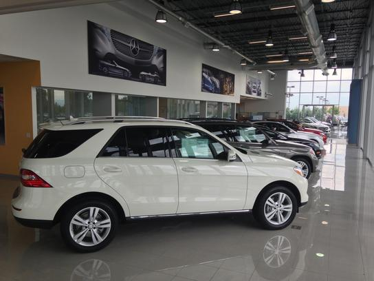 mercedes benz of loveland car dealership in loveland co
