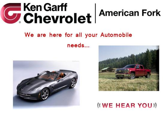 ken garff chevrolet american fork ut 84003 car dealership and auto financing autotrader. Black Bedroom Furniture Sets. Home Design Ideas