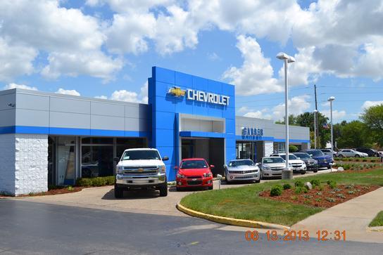 garber chevrolet car dealership in midland mi 48640 2652 kelley blue book. Black Bedroom Furniture Sets. Home Design Ideas