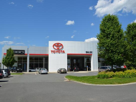 balise toyota scion car dealership in west springfield ma 01089 kelley blue book. Black Bedroom Furniture Sets. Home Design Ideas