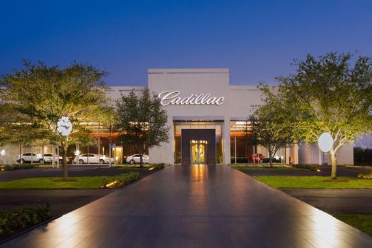 Sewell Cadillac Houston : Houston, TX 77079 Car Dealership ...