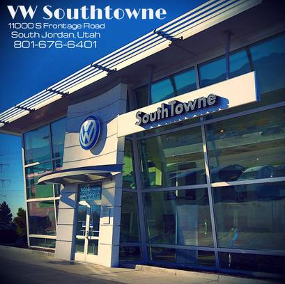 Volkswagen Southtowne Car Dealership In South Jordan Ut