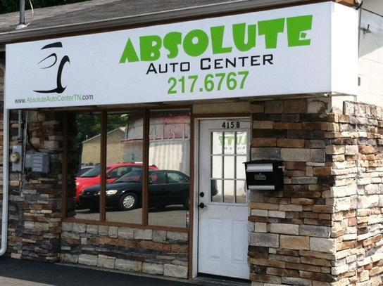 absolute auto center car dealership in murfreesboro tn 37130 4234 kelley blue book. Black Bedroom Furniture Sets. Home Design Ideas
