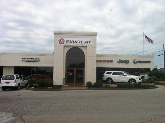 Findlay Chrysler Dodge Jeep Ram 1