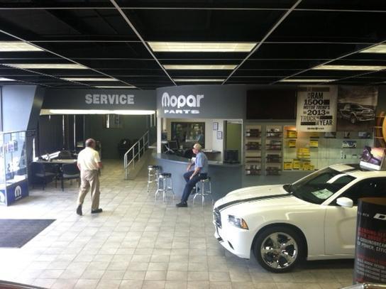 Findlay Chrysler Dodge Jeep Ram Car Dealership In Findlay