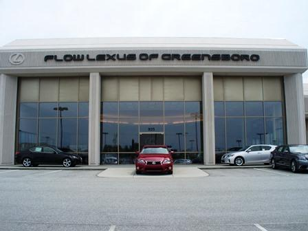 Flow Lexus of Greensboro