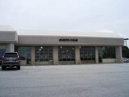Flow Lexus of Greensboro 1
