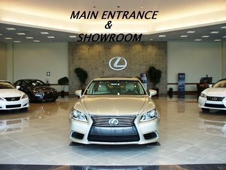 Flow Lexus of Greensboro 2