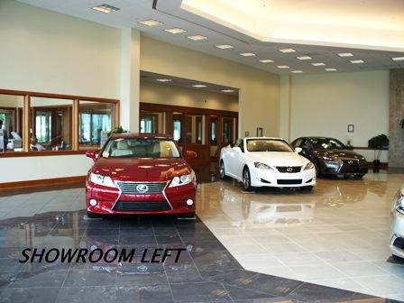Flow Lexus of Greensboro 3