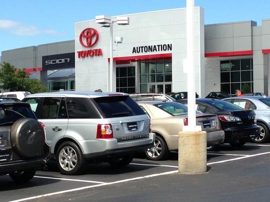 autonation toyota libertyville libertyville il 60048 car dealership and auto financing. Black Bedroom Furniture Sets. Home Design Ideas