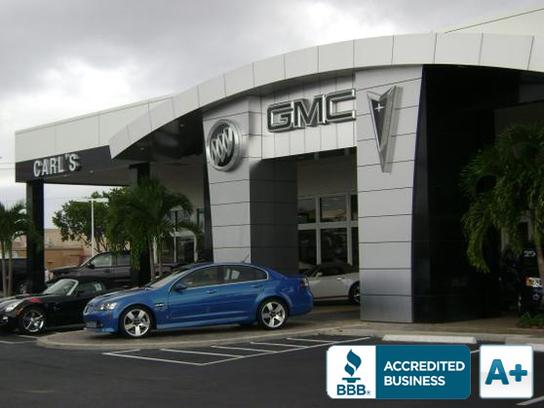carl 39 s buick gmc stuart fl 34994 car dealership and auto financing autotrader. Black Bedroom Furniture Sets. Home Design Ideas