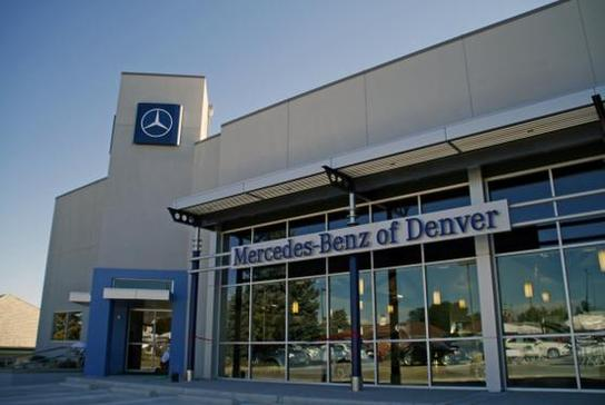 mercedes benz of denver car dealership in denver co 80246