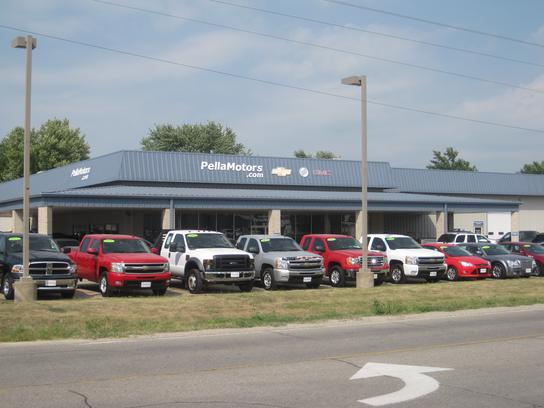 pella car dealership in pella ia 50219