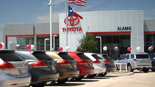 alamo toyota car dealership in san antonio tx 78232