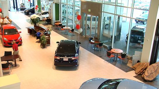 Alamo Toyota  SAN ANTONIO TX 78232 Car Dealership and Auto