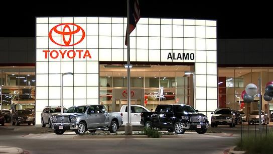 Alamo Toyota San Antonio Tx 78232 Car Dealership And
