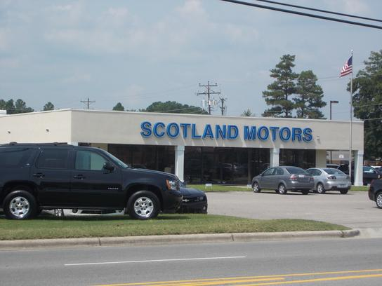 scotland motors inc laurinburg nc 28352 car dealership