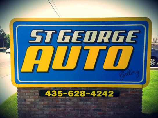 ST. GEORGE AUTO gallery 1