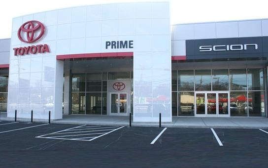 Prime Toyota Boston