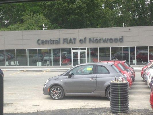 Used cars for sale in norwood ma 02062 autotrader for Central motors norwood ma