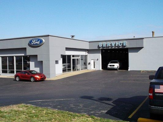 Ford Car Dealers Swindon