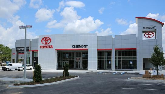 Toyota of Clermont 1